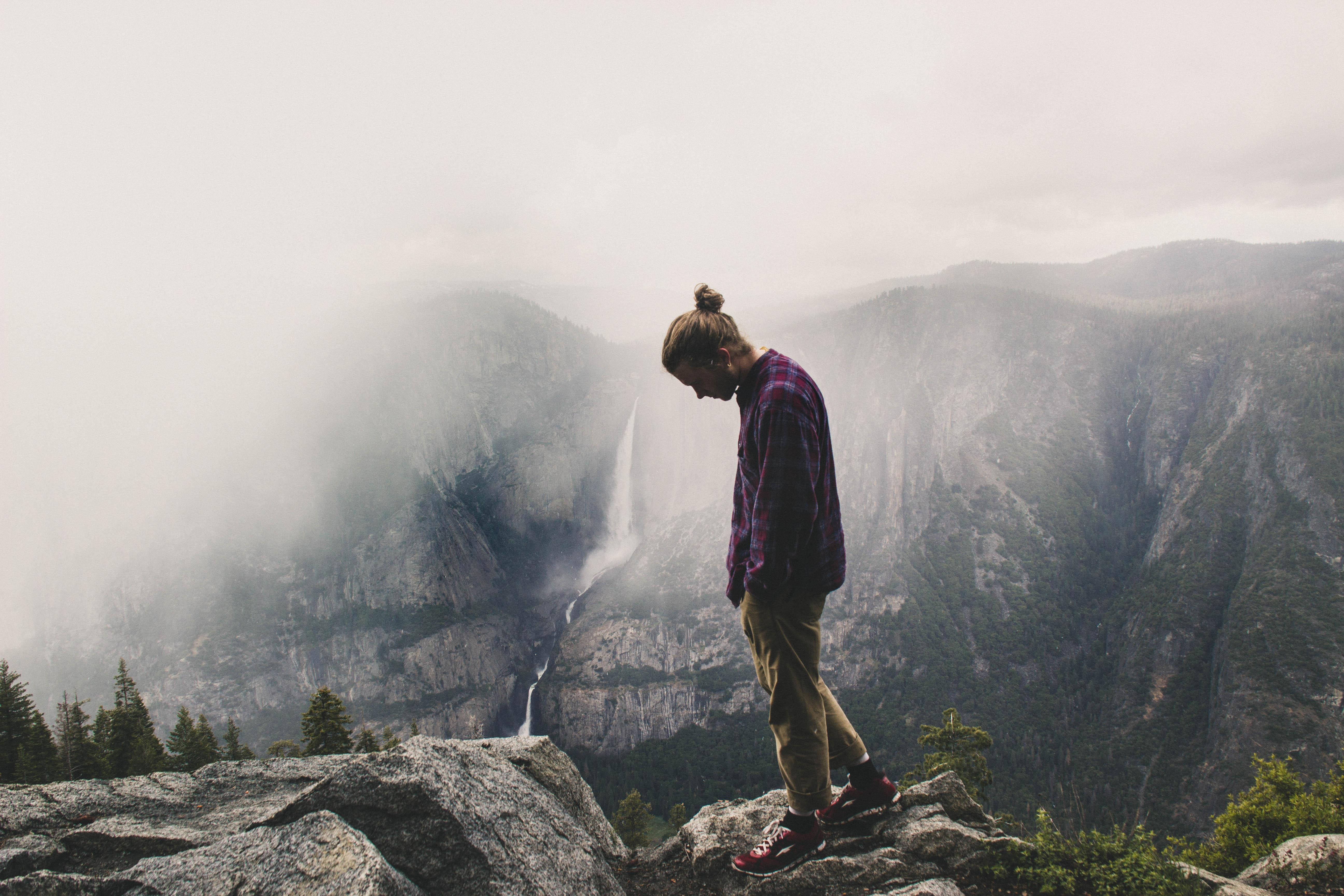 Yosemite California Hike #thisamericanroad